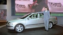 New Skoda Octavia Makes Its Debut at the Geneva