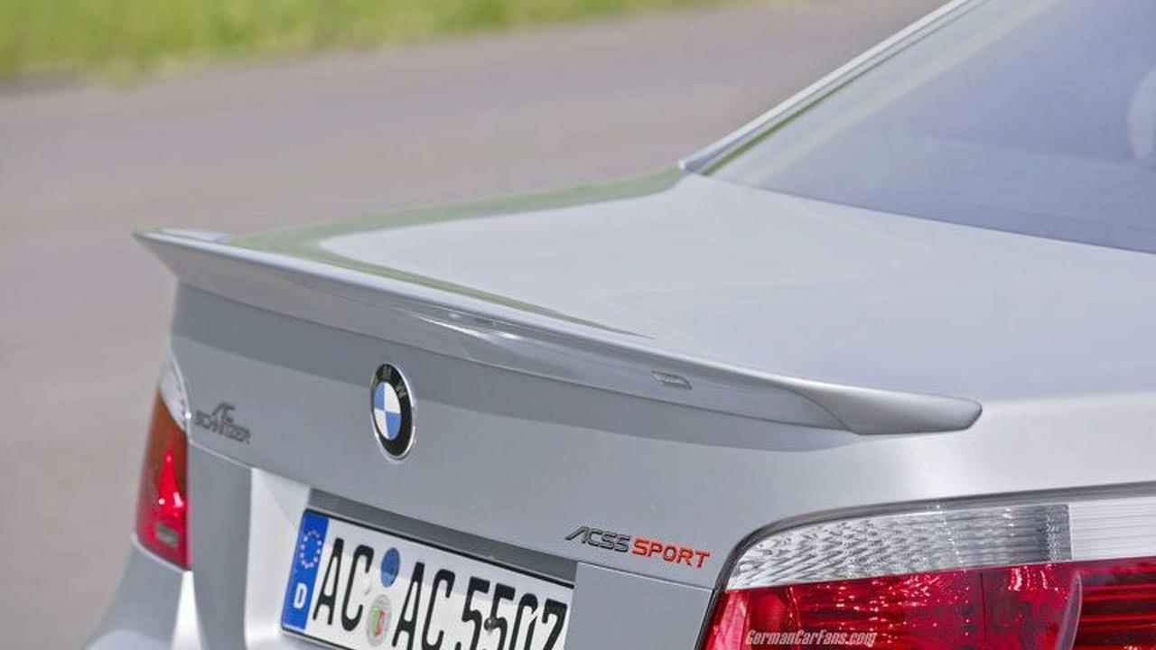 BMW M5 based AC Schnitzer ACS5 Sport