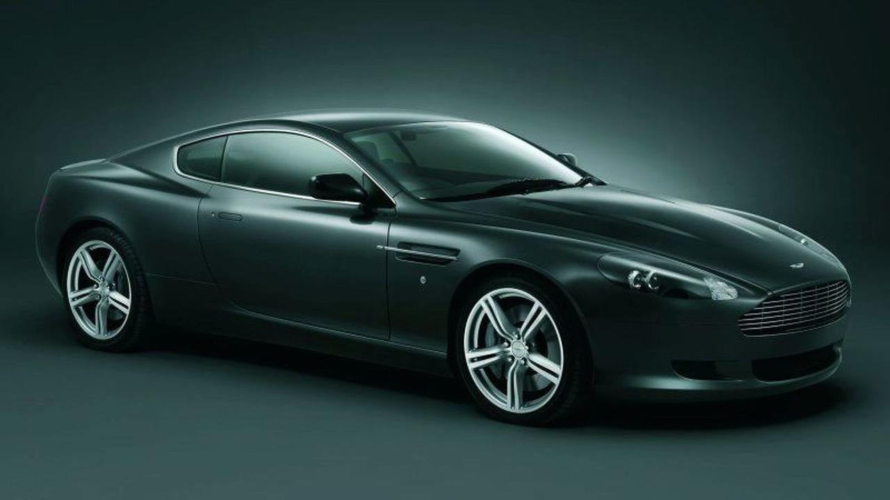 New Aston Martin DB9 Sports Pack