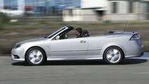 New Saab 9-3 Convertible