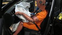 New Skoda Superb EuroNCAP crash tests