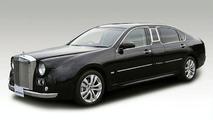 Automotive Oddball: The Mitsuoka Galue S50 Limousine