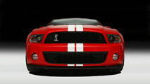 2011 Ford Shelby GT500 production limited to 5,500, almost sold out