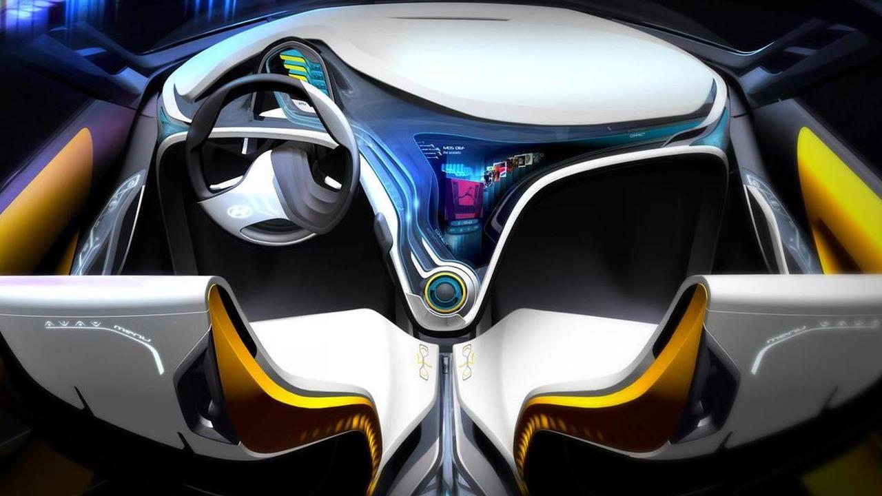 Hyundai Curb Concept teaser - 1.6.2011