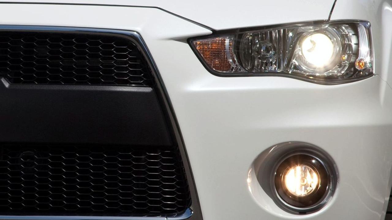 Misubishi Outlander GT Prototype Tesaser