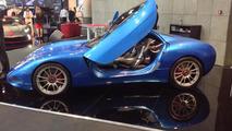 Toroidion 1MW concept at 2015 Top Marques Monaco