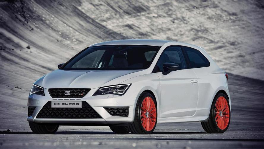 Seat Leon Cupra 280 gains Sub8 Performance pack