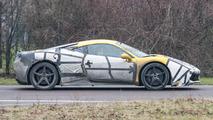 Ferrari 458 M spy photo