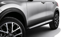 Fiat 500X gets Mopar-ized, company to offer 100 styling accessories