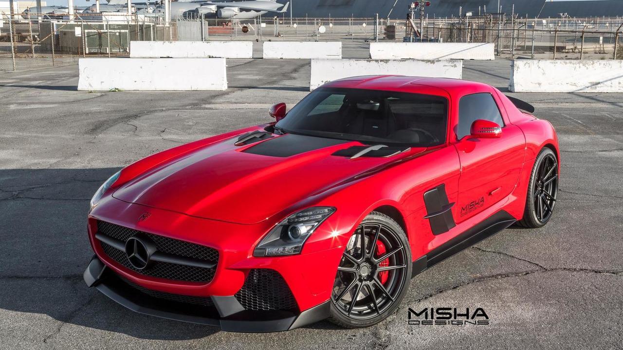 Mercedes-Benz SLS AMG by Misha Designs