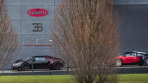 Possible Bugatti Veyron Grand Sport Vitesse La Finale spotted