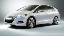 Honda Reveals Insight Concept for Paris