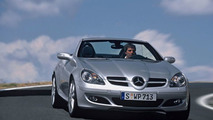Tenth Anniversary for Mercedes SLK-Class
