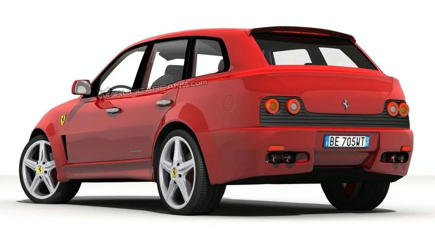 Speculation: Ferrari FS 599 Fuoristrada SUV