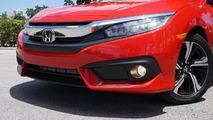 2016 Honda Civic Coupe, Touring trim
