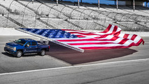 2017 Chevrolet Silverado HD sets world record for towing a flag