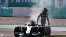 Lauda: Claims of Hamilton sabotage