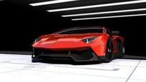 Lamborghini Aventador Limited Edition Corsa by RENM [video]