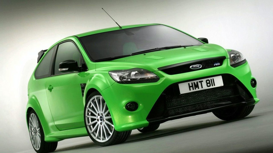 Ford Focus RS Takes 1000 Orders