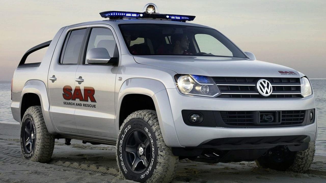 Volkswagen Pickup Concept