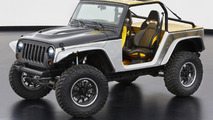 Jeep unveils six concepts for the Easter Jeep Safari