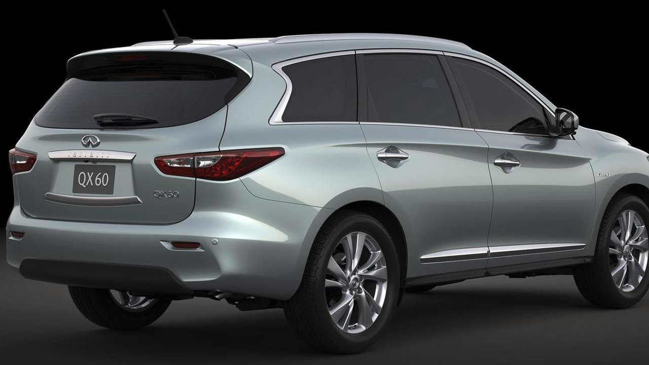 2014 infiniti qx60 and qx70 get priced in united states. Black Bedroom Furniture Sets. Home Design Ideas