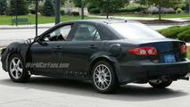SPY PHOTOS: New Mazda6