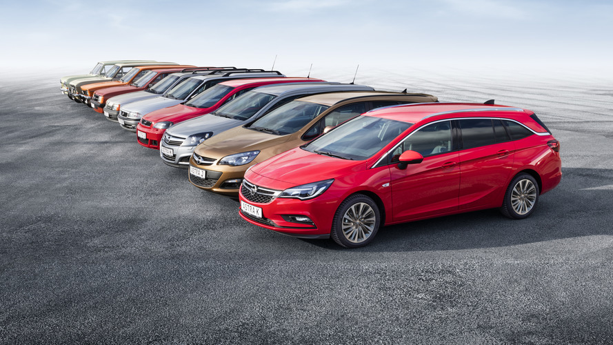 Opel details Astra Sports Tourer genealogy