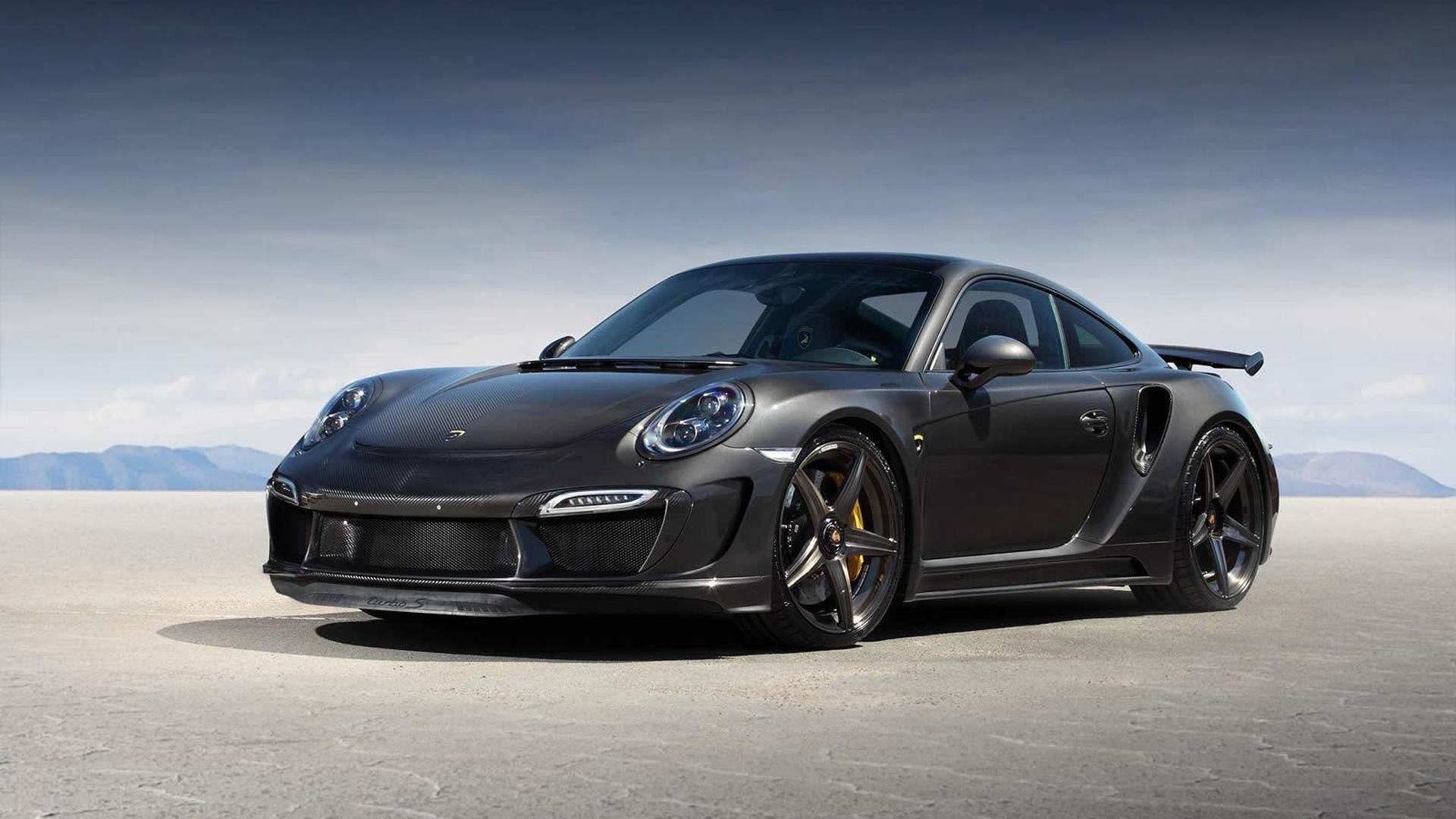 TOPCAR asking €290,000 for a Porsche 991 GTR Carbon Edition