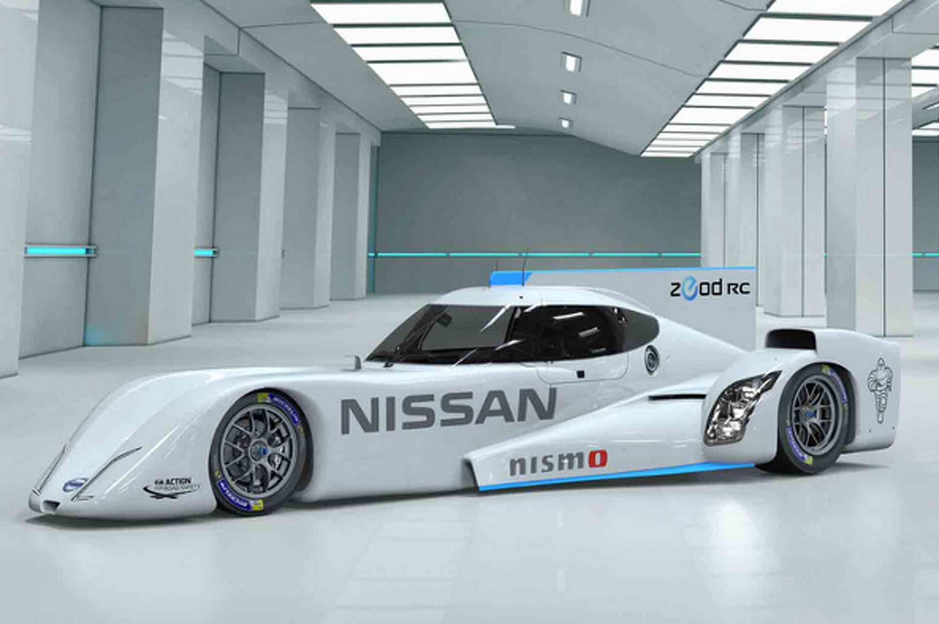 Nissan ZEOD RC Portends Future of Fuel-Efficient Racing?