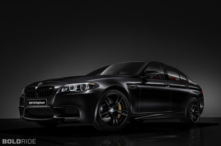 BMW M5 Nighthawk is Darth Vader's Daily Driver