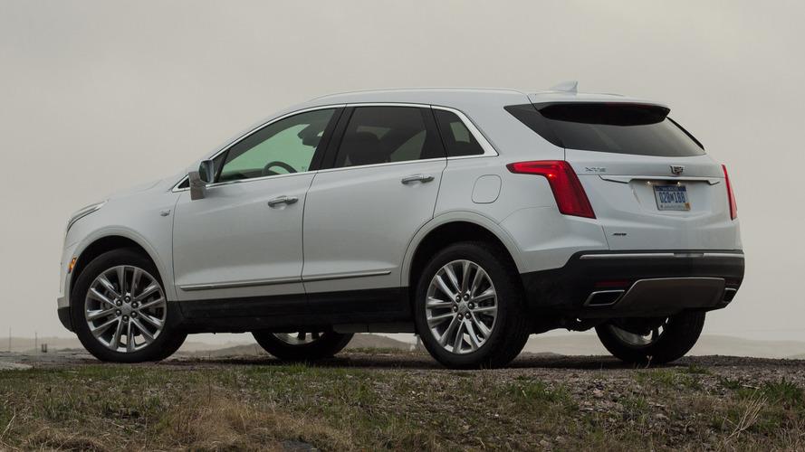 2017 Cadillac XT5: First Drive