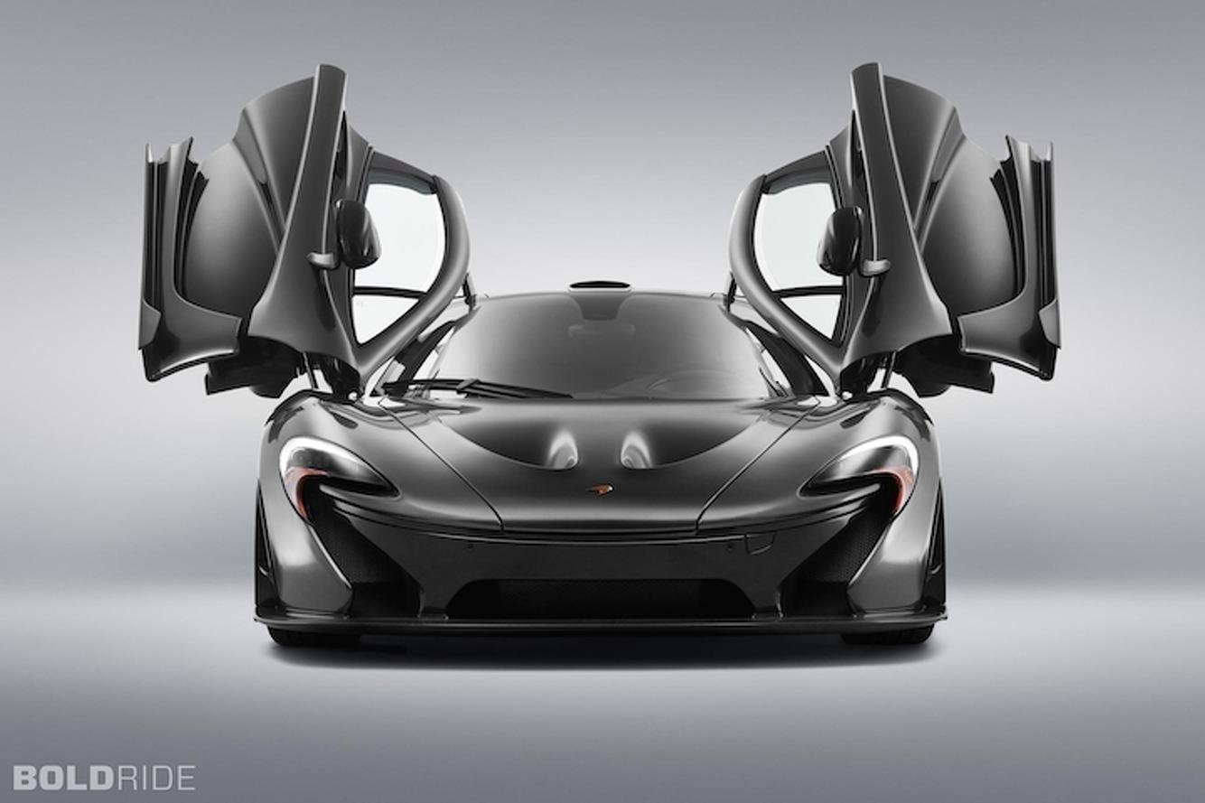 McLaren P1 GTR, MSO Special Editions Headed to Pebble Beach