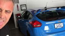 Matt LeBlanc picks up own Ford Focus RS, says Ken Block