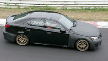 Spy Photos: Lexus IS 500