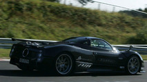 Pagani Zonda F Breaks Nurburgring Production Car Lap Record