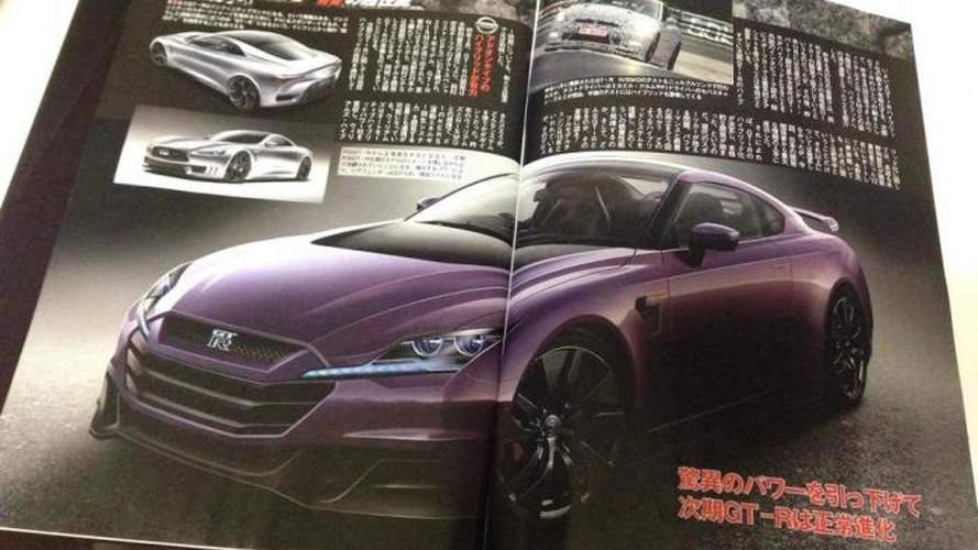 Next-gen Nissan GT-R to have 800 HP - report