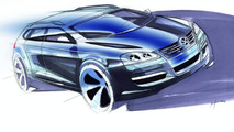 New Volkswagen Golf V Variant