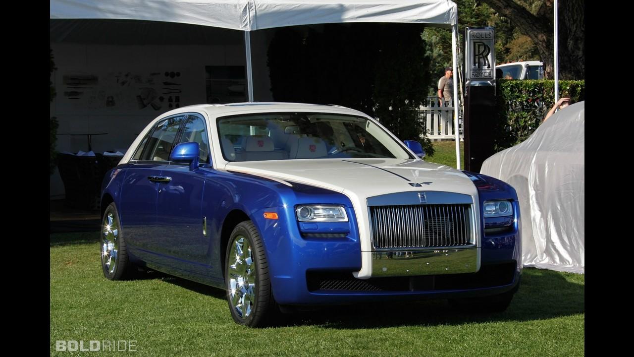 Rolls-Royce Ghost Bespoke Edition