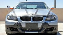 BMW 3 Series Facelift spy