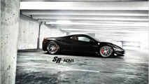 Ferrari 458 with ADV.1 wheels, 1024, 23.12.2011