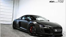 Audi R8 with ADV.1 wheels, 1024, 23.12.2011