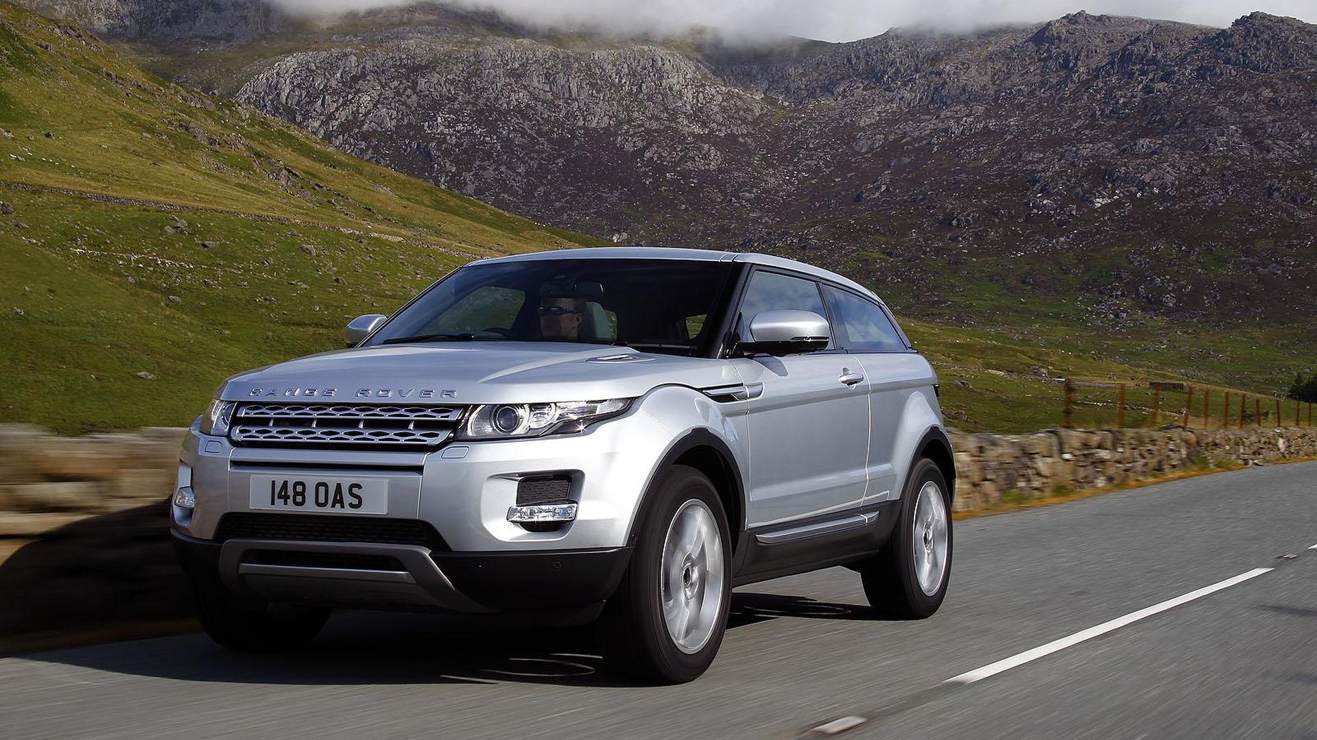 land rover discovery sport and evoque recalled for suddenly shifting into neutral. Black Bedroom Furniture Sets. Home Design Ideas