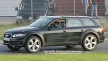 SPY PHOTOS: New Audi Q5