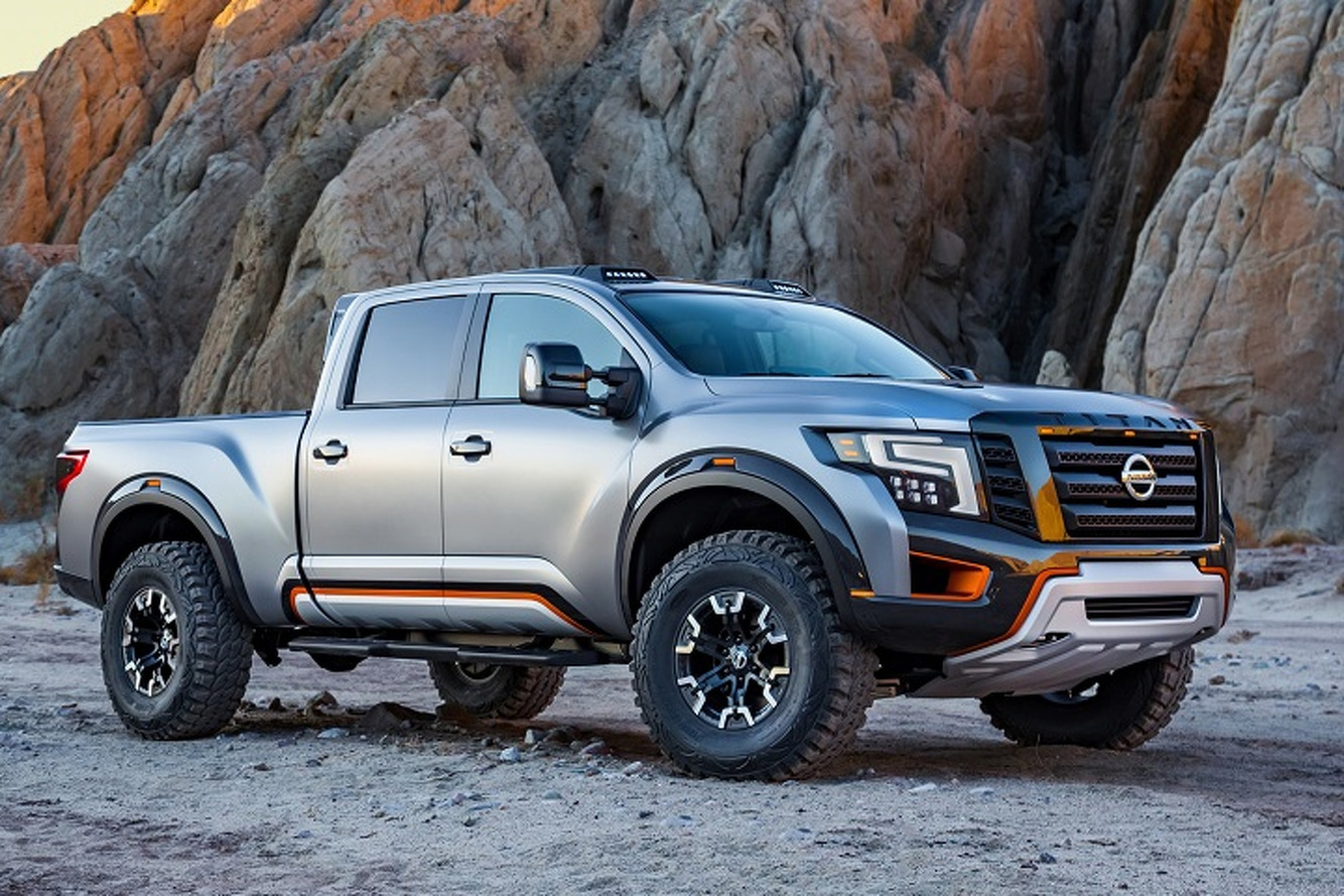 Nissan's Titan Warrior Concept is Ready to Dominate Baja (Hypothetically)