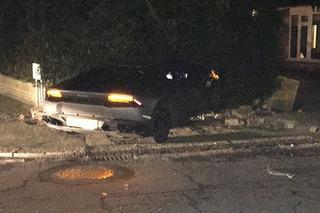 Soccer Star Diafra Sakho Crashed His Very Expensive Lamborghini