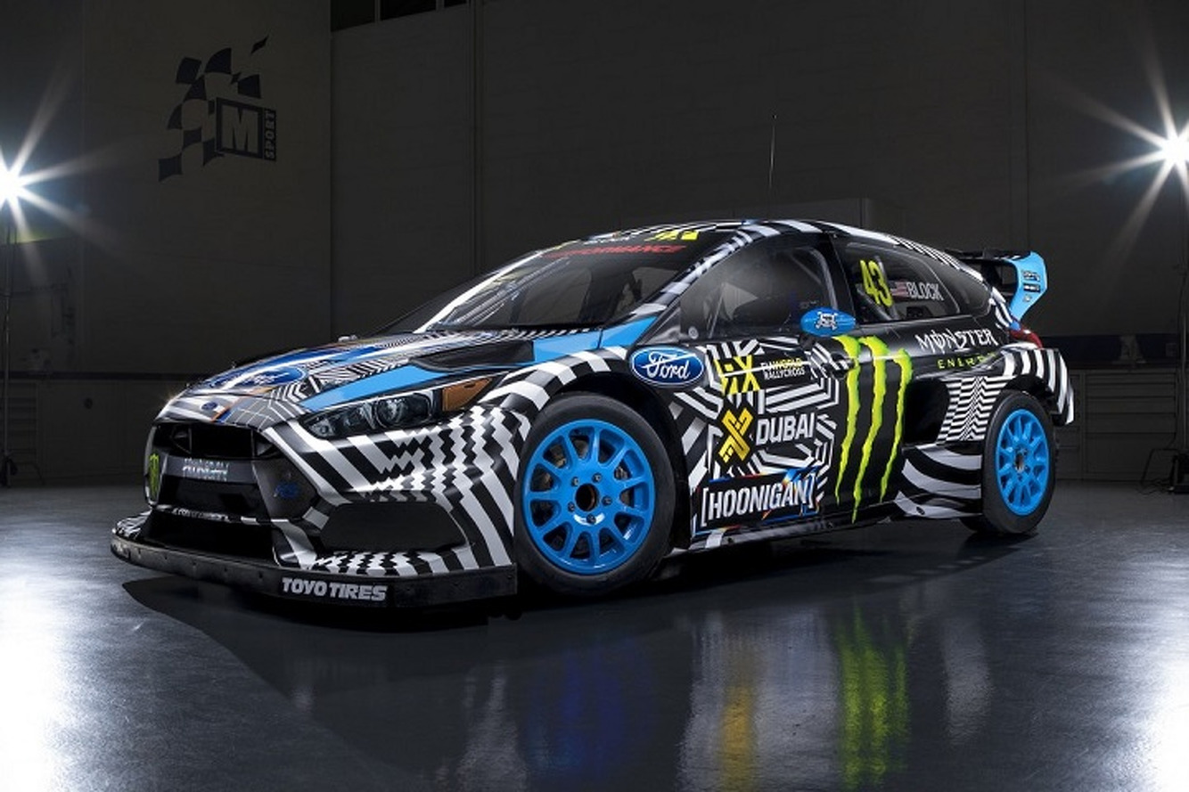 Ken Block's New Rally Car is Somehow Even Crazier Than Before