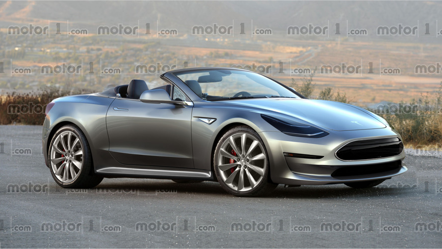 Next-gen Tesla Roadster rendered ahead of 2019 launch