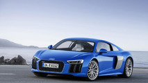 2015 Audi R8 breaks cover