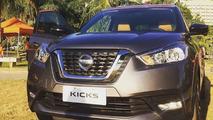 2016 Nissan Kicks production version